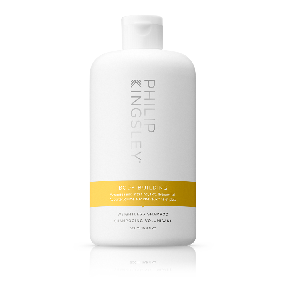 Body Building Weightless Shampoo 500ml