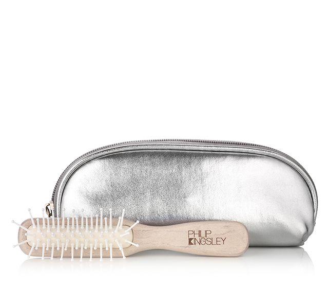Handbag Brush and Case