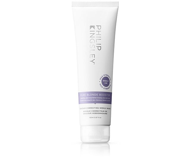 Pure Blonde Booster Colour-Correcting Weekly Mask