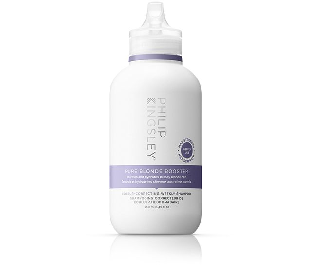 Pure Blonde Booster Colour-Correcting Weekly Shampoo
