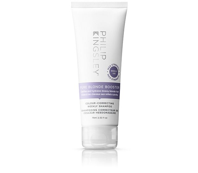 Pure Blonde Booster Colour-Correcting Weekly Shampoo 75ml