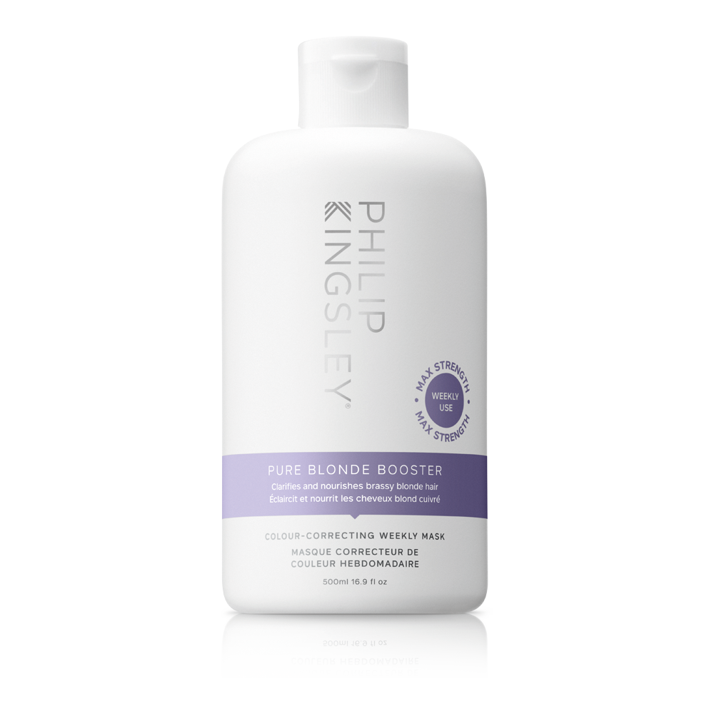 Pure Blonde Booster Colour-Correcting Weekly Mask 500ml