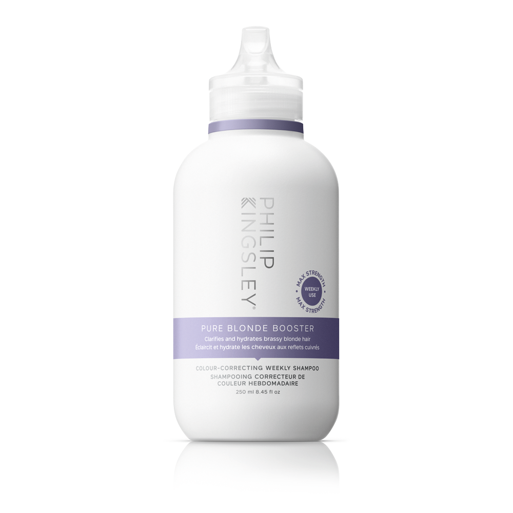 Pure Blonde Booster Colour-Correcting Weekly Shampoo 250ml