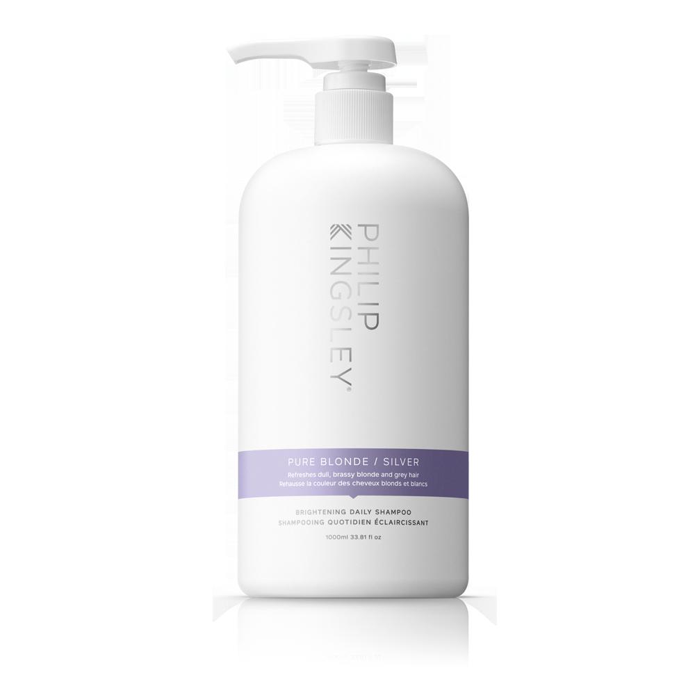 Pure Blonde/Silver Brightening Daily Shampoo 1000ml