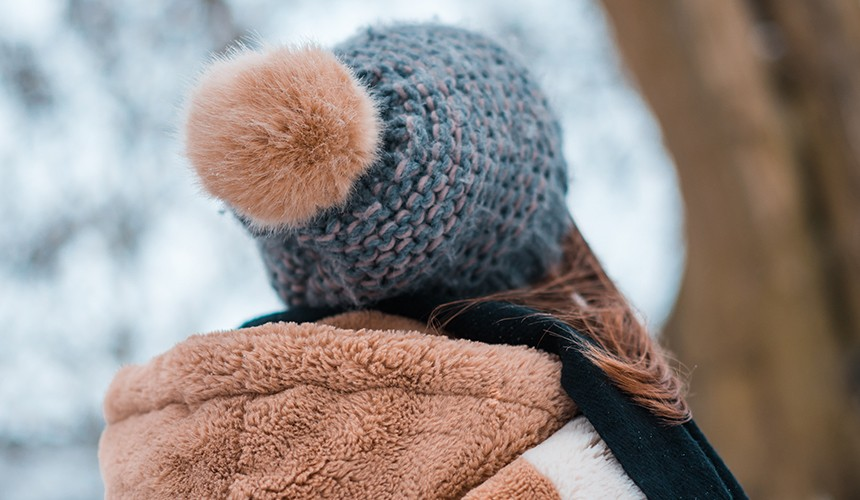 3 Ways to Up Your Winter Hair Care Game