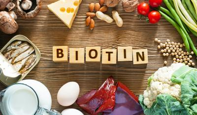 Why Biotin can help support healthy hair