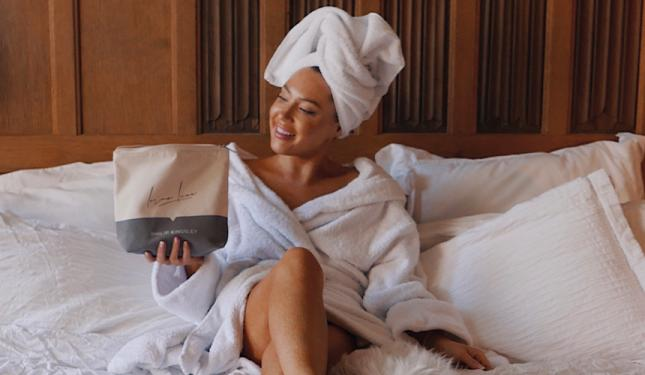 Lorna Luxe x Philip Kingsley Hair Care Edit